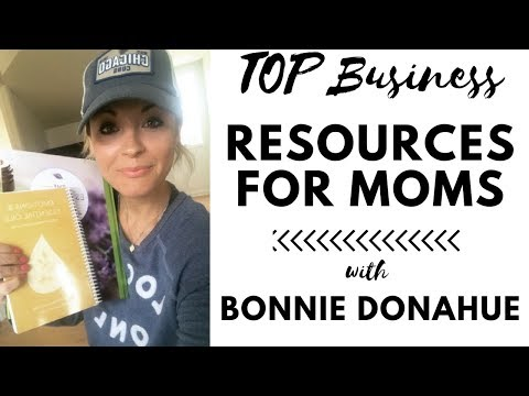 Top Resources to get Started in Business | doTERRA | Mom's in Business