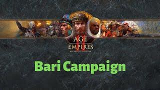 Age of Empires 2 Definitive Edition - Bari Campaign - Mission 1