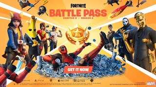 CLAIM YOUR FREE FORTNITE SEASON 2 BATTLE PASS RIGHT NOW! (Fortnite Chapter 2 Season 2!)