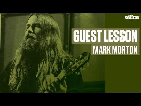 Mark Morton (Lamb Of God) Guest Lesson (TG216)