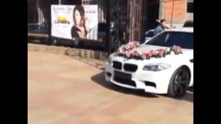 Привез невесту
