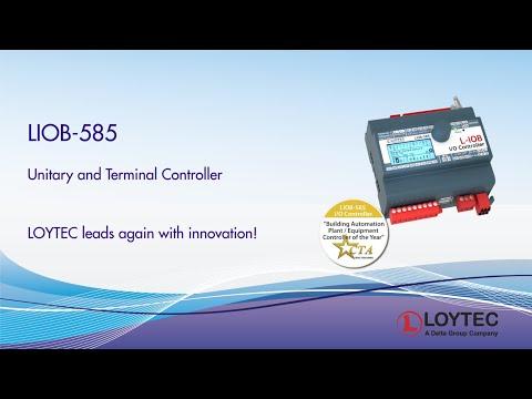 LOYTEC LIOB-585 I/O Controller