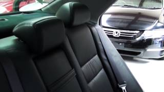 Honda Inspire Avanzare 2005 Leather Interior 3 0L Auto