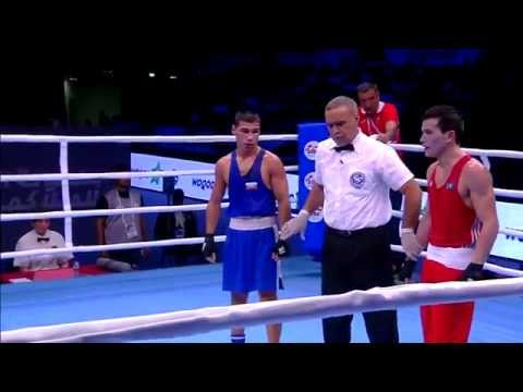AIBA World Boxing Championships Doha 2015 - Session 7B  - Preliminaries 2