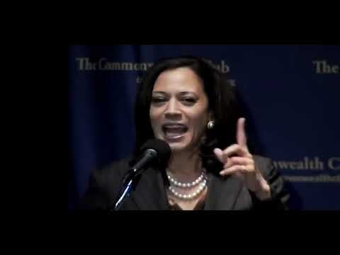 Kamala Harris Laughs About Threatening Parents With Jail for Truancy