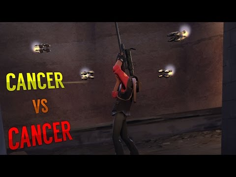 TF2 Griefers VS Hacker
