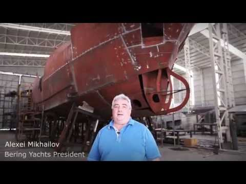 Bering Yachts - Construction approach