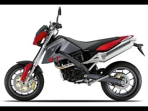 BMW G650 X Moto SUPERMOTARD