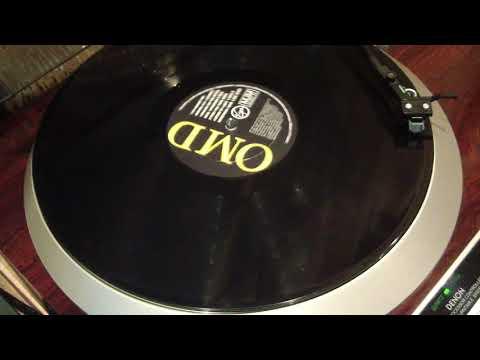 OMD - Sailing On The Seven Seas (1991) vinyl