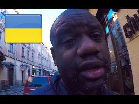 Is Ukraine A Good Place For Black People To Live? (Part 1) Black In Poland Episode #10