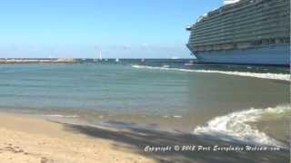 Oasis of the Seas Tsunami 3-24-2012