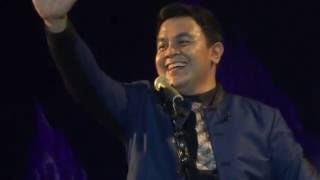 [HD] Tulus - Pamit - Live at Prambanan Jazz Jogja - 21 Agt 2016 [FANCAM]