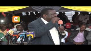 Mudavadi wants Uhuru to fire AG Githu Muigai