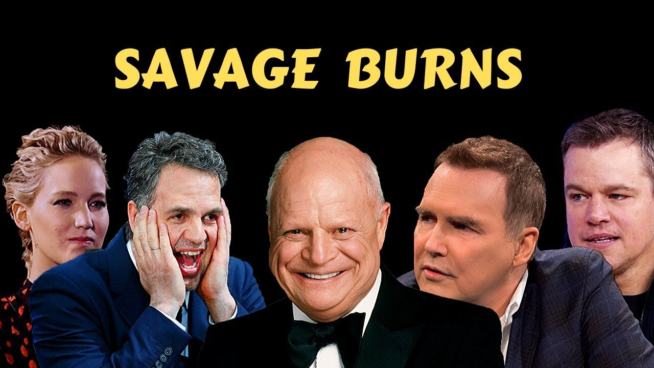Download The Most Savage Insults on Talk Shows