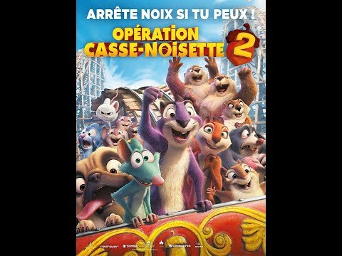 OPERATION CASSE-NOISETTE 2 HD (2017) Gratuit streaming vf