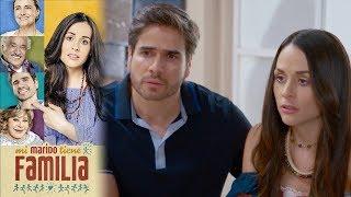 ¡Julieta está embarazada! | Mi marido tiene familia - Televisa