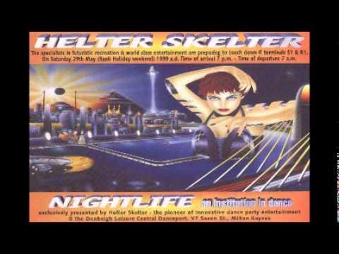 DJ LOFTGROOVER - HELTER SKELTER NIGHTLIFE TECHNODROME PART 1