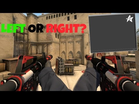 How to Change Player Model Hand Side! | CSGO