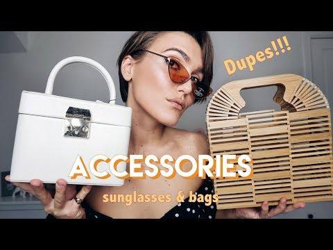DESIGNER DUPE BAGS + ACCESSORIES HAUL | Blaise Dyer
