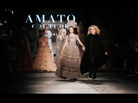 FULL VIDEO: AMATO by Furne One at ARAB FASHION WEEK ft Mille