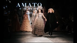FULL VIDEO: AMATO by Furne One at ARAB FASHION WEEK ft Millennial Superstar MAYMAY ENTRATA