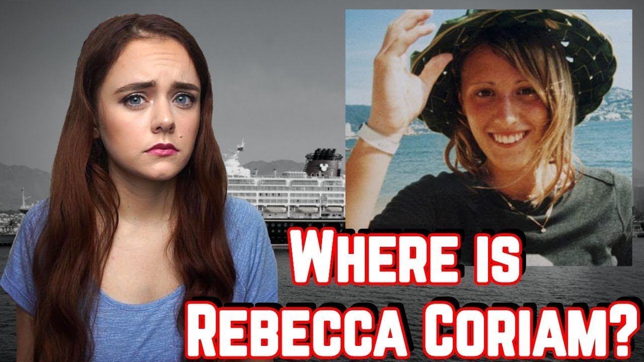 Where is Rebecca Coriam? Disney Cruise Cover up?? // True Crime Mystery