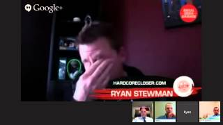 Download Video Ryan Stewman's Hardcore Closer Mastermind Group MP3 3GP MP4