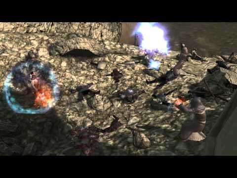 Baldur's Gate II Redux : Irenicus Dungeon Escape - 3D Cutscene