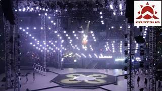 Gambar cover Eastsun Orbisfly LED Lifting Ball Living Sculpture kinetic light