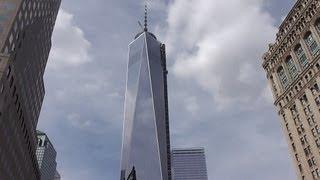 UPDATE! One World Trade Center / Freedom Tower 7/24/2013 construction progress part 4