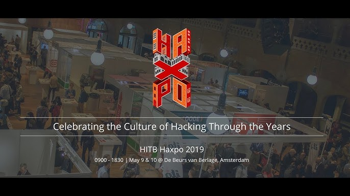 Hack In The Box Security Conference - YouTube