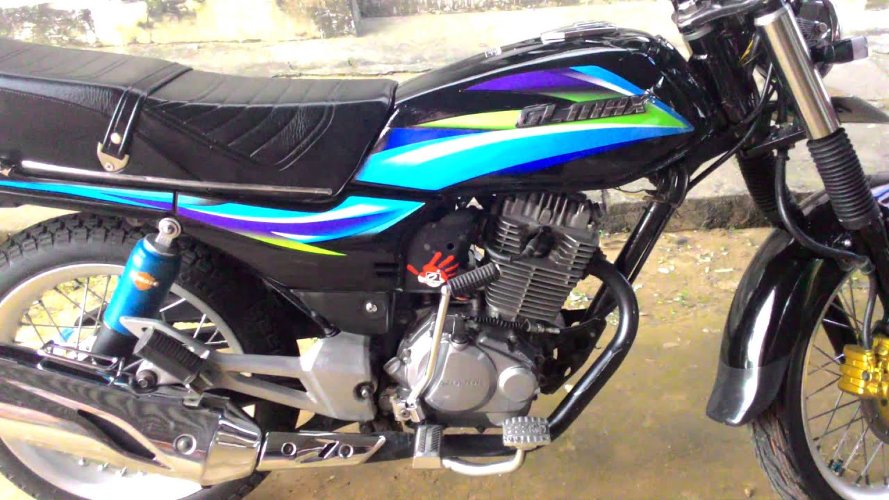 Kumpulan Modifikasi Motor Gl Max Cb Modifikasimania