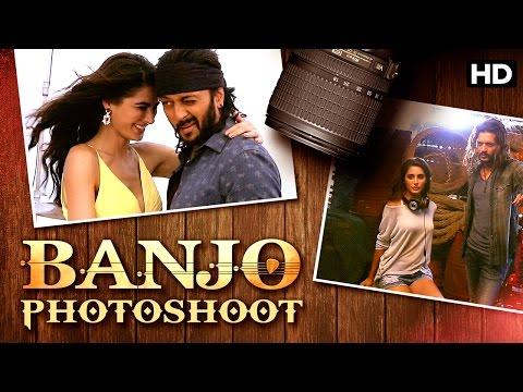 Banjo Photoshoot | Banjo | Riteish Deshmukh, Nargis Fakhri