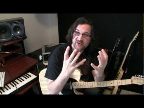 Fusion Guitar Lesson - The Importance of Licks Part 1