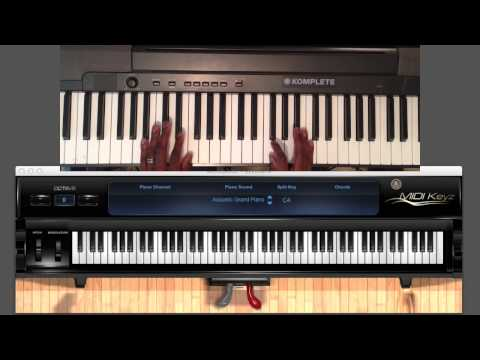 Practical Musician Course 1 Application Video - All of Me