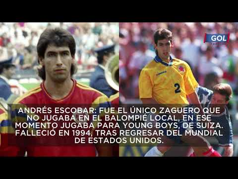 Recordando a la Colombia del Mundial de Italia 90