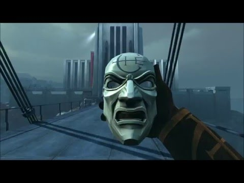 Dishonored Stealth High Chaos (A Stay of Execution For Lizzy)1080p60Fps