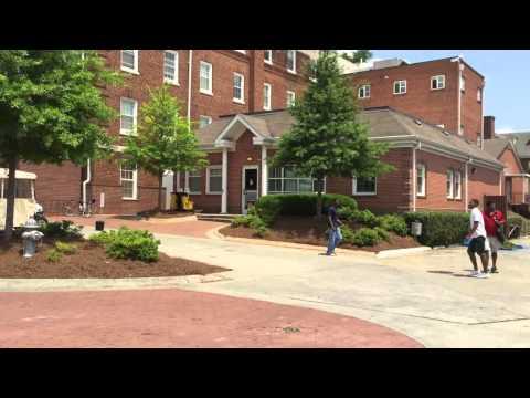 Morehouse College Campus Tour!