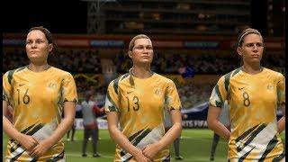 [HD] Jamaica vs Australia | Match Coupe du Monde 2019 FIFA | 18 Juin 2019 | FIFA 19