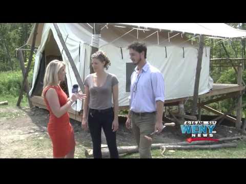 Emma Frisch Firelight Camps Interview Pt 1...