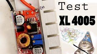 �������� ���� Тест XL4005 почти лабораторный блок питания ������