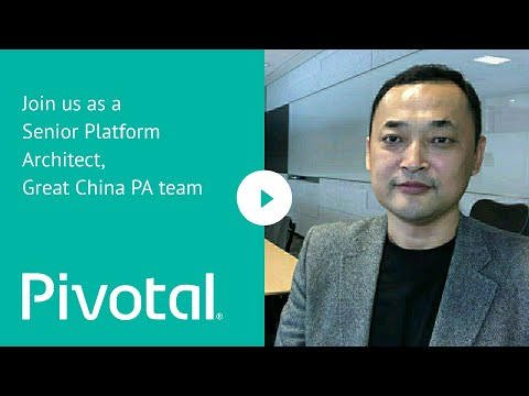 APJ - Shen Zhen - Join us as a Senior Platform Architect, Great China PA team