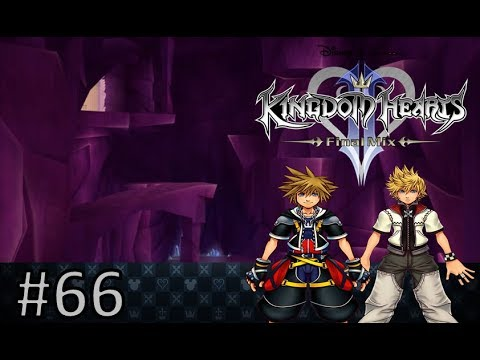 Kingdom Hearts 2 Final Mix Part 66: The Cavern of Remembrance