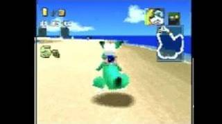 Bomberman Fantasy Race PlayStation Gameplay_1998_12_16_2