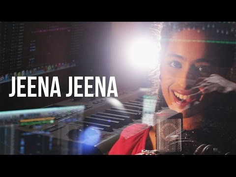 Jeena Jeena - Badlapur | Female Cover by Simran Keyz