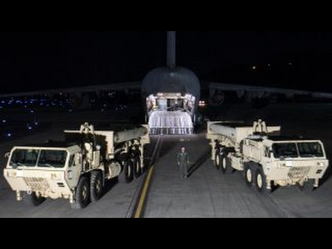 US deploys missile defense system to South Korea