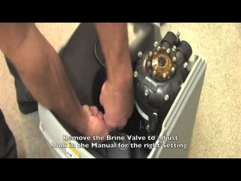 KineticoTrainer TECH Water Softening - How To Install A Kinetico Water Softener