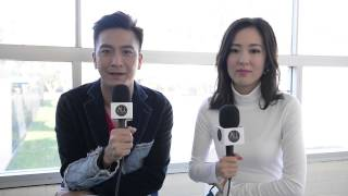 Kenneth Ma and Natalie Tong (Hong Kong) TVB Interview in Sydney streaming