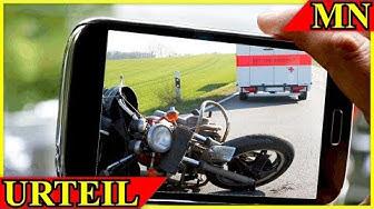 Urteil: Statt zu helfen wurde sterbender Motorradfahrer gefilmt   Motorrad Nachrichten