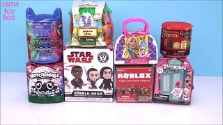 PJ MASKS DOORABLES Barbie Surprise TOYS UNBOXING Roblox Mashem Toy KIDS Fun